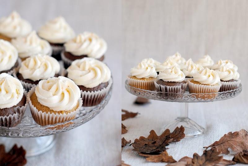 skoricove cupcakes