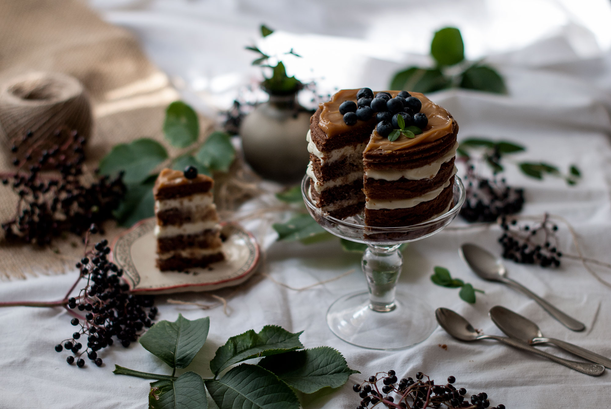 torta so slanym karamelom