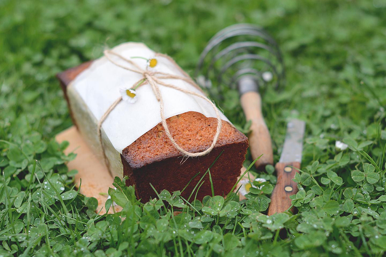 Kokosovo-citrónový chlebík