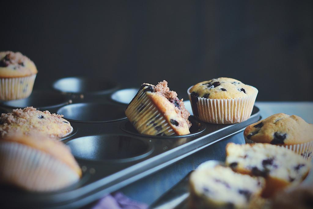 cucoriedkove muffiny