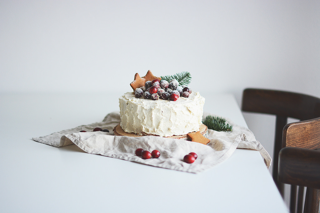 vanilkova torta s kokosom