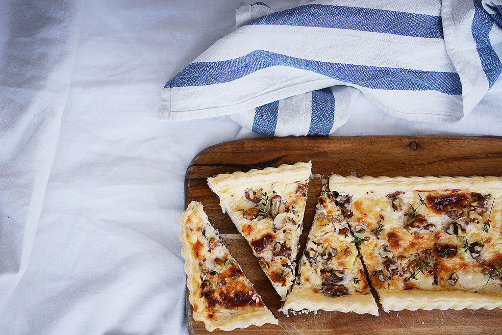 slany tart / quiche