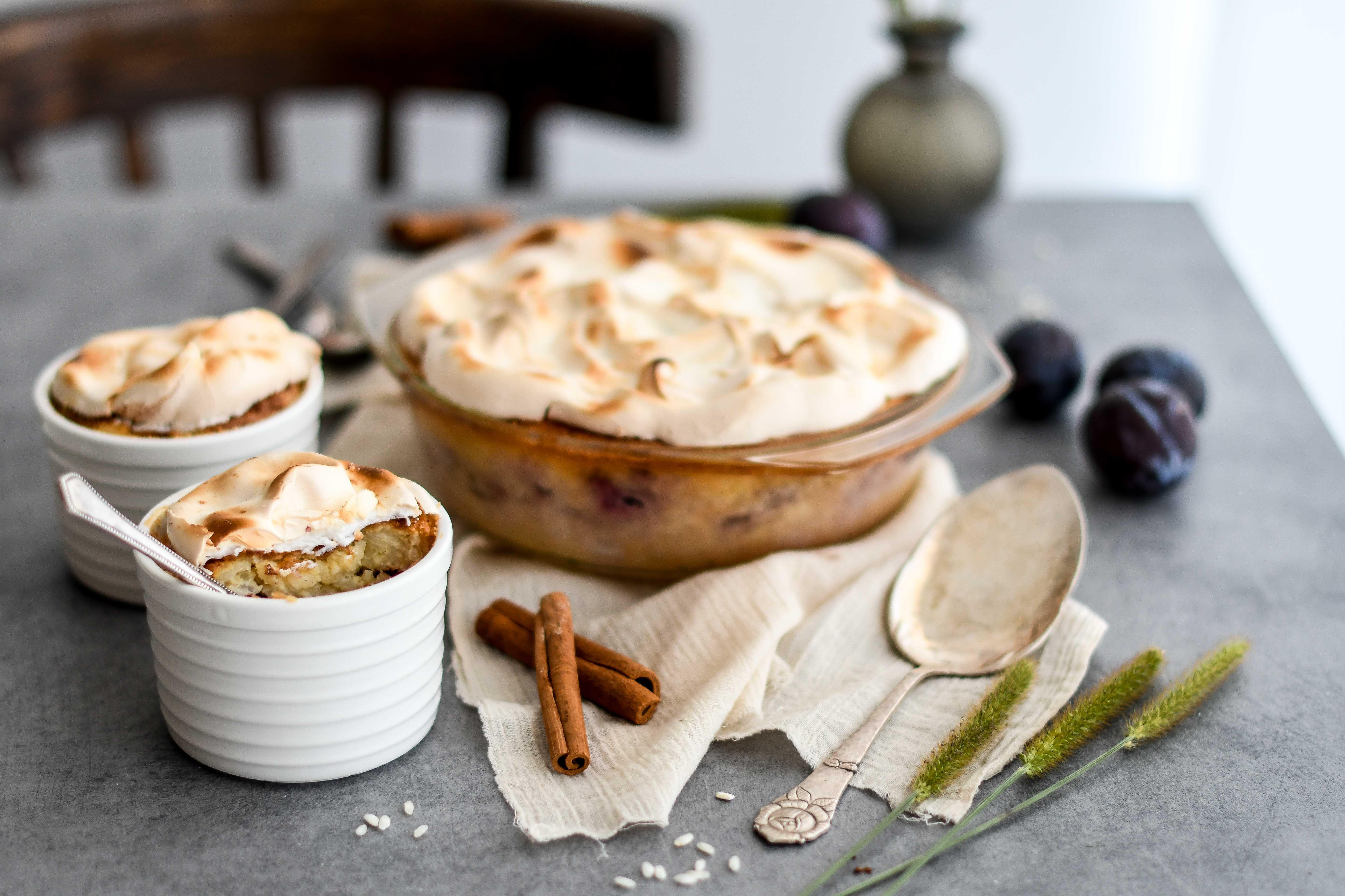 ryzovy nakyp / rice pudding