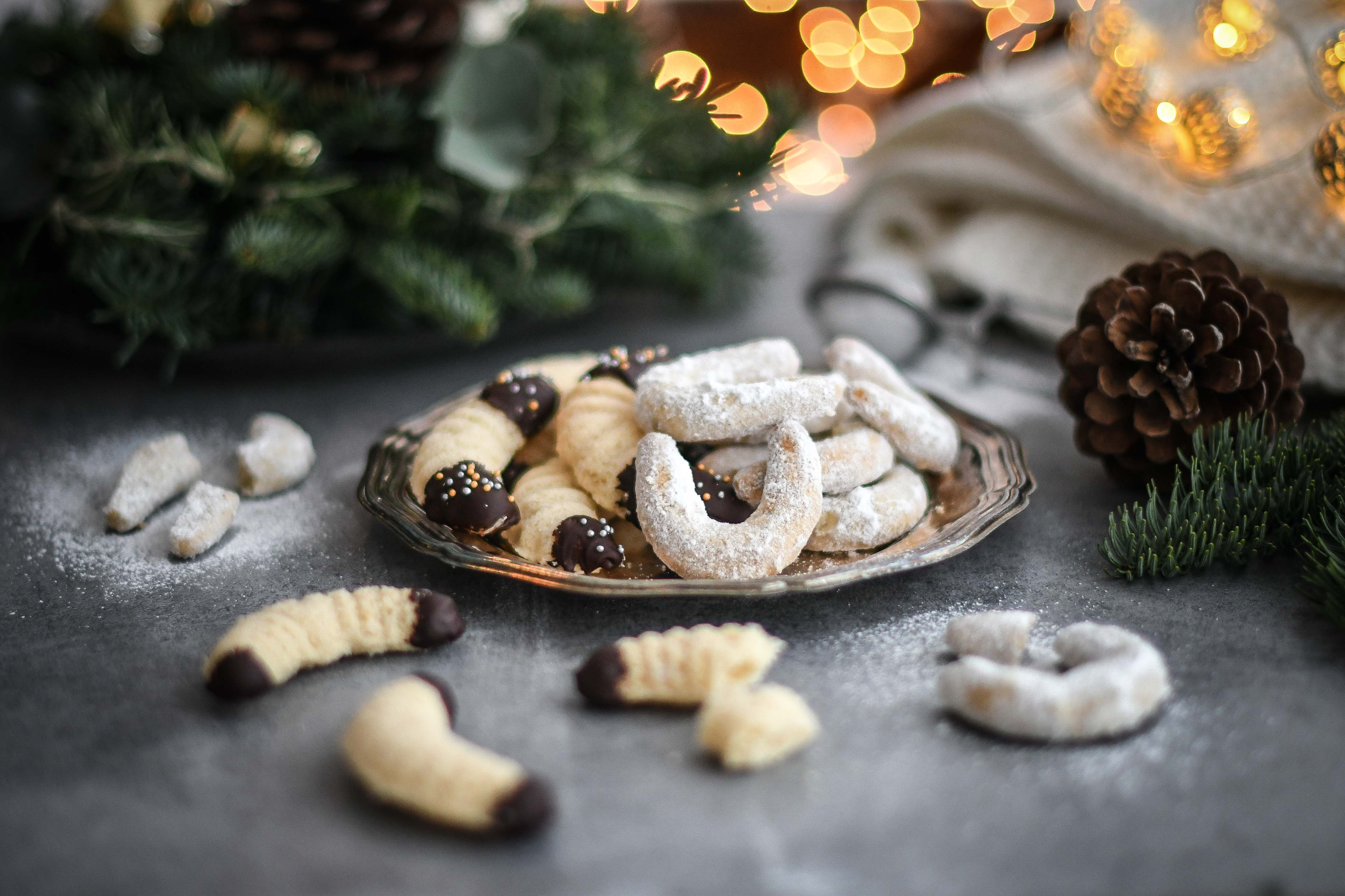 kokosove orechove rozteky coconut vanilla cookies photography
