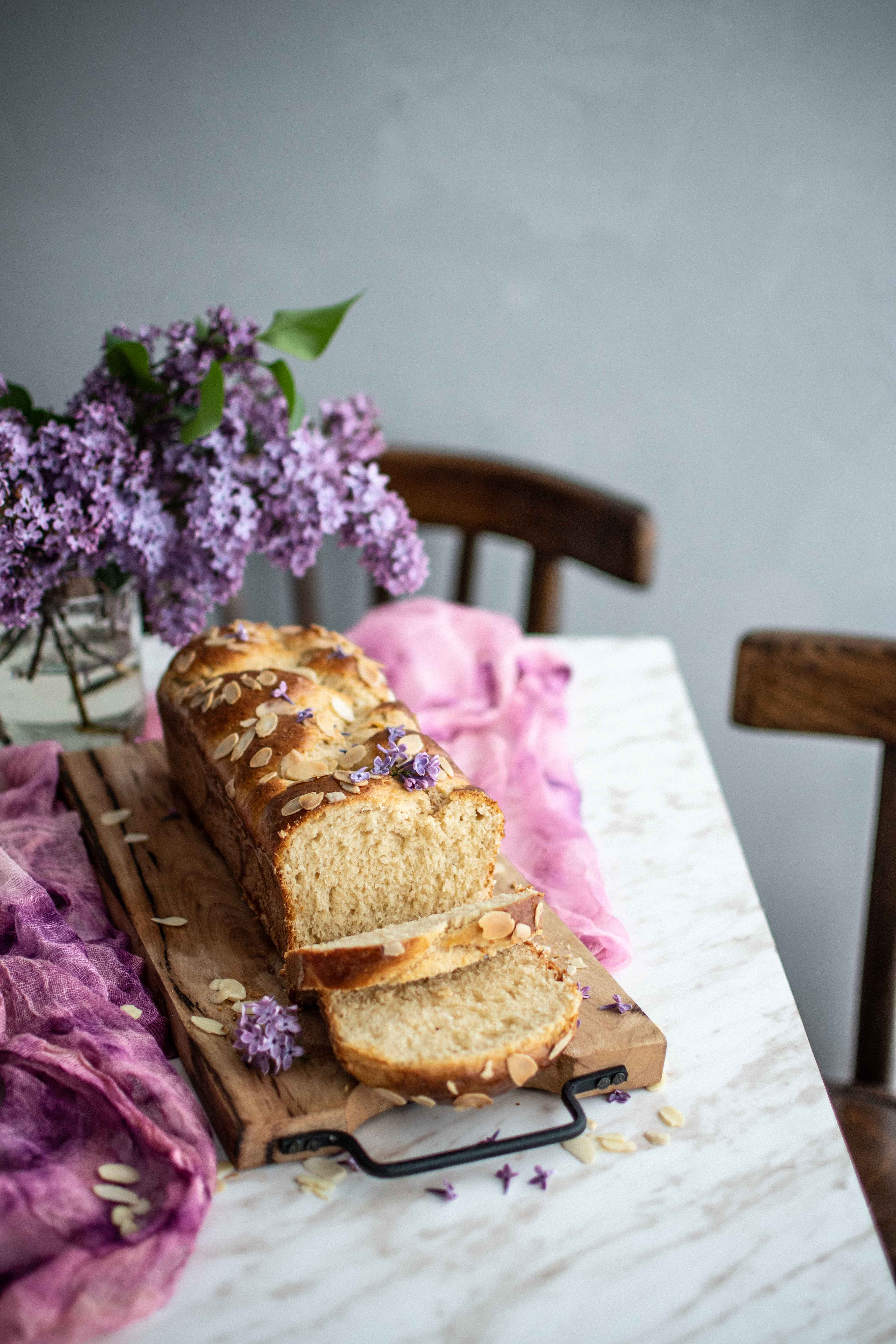 butter brioche | food photography and styling
