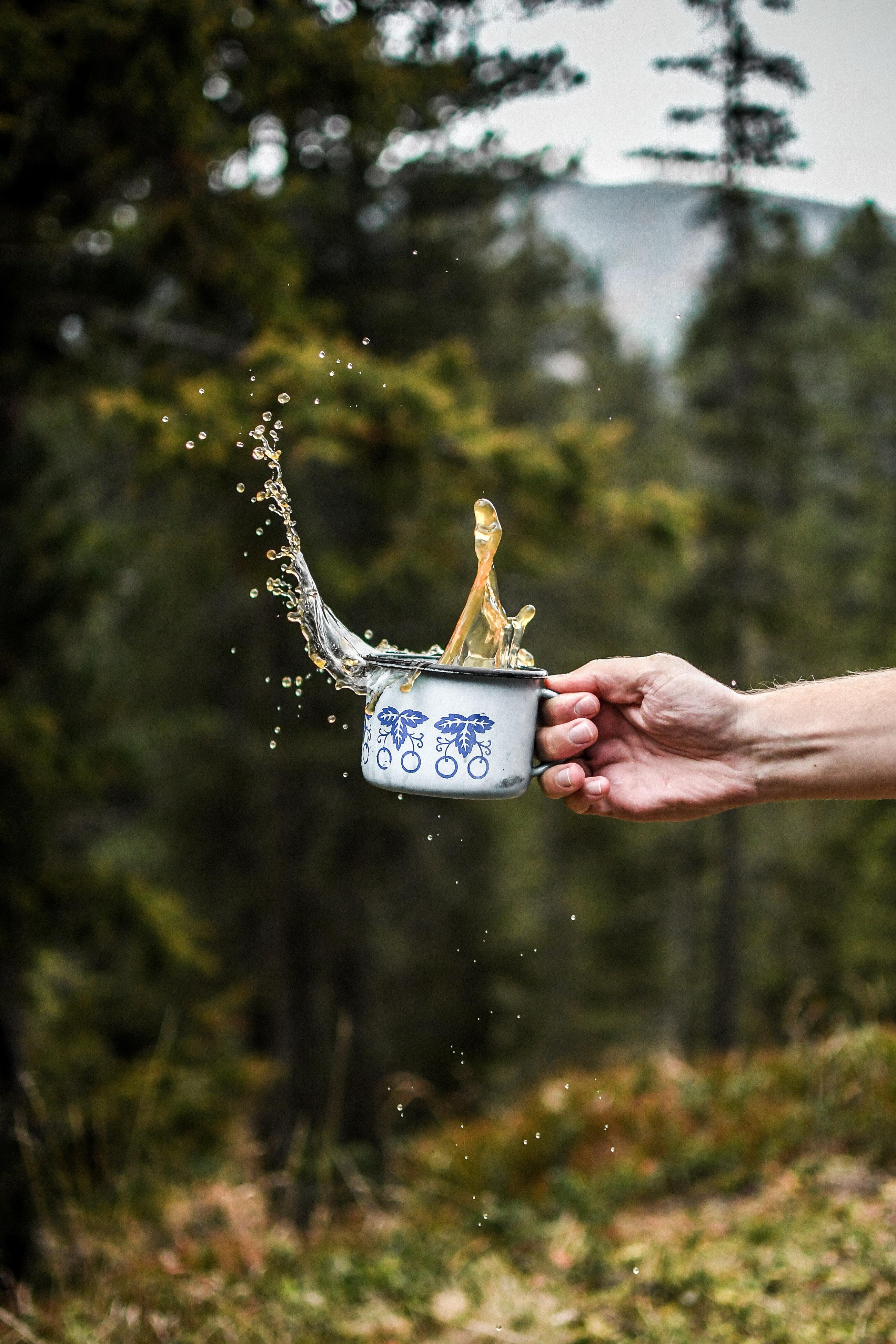 dolomity tea