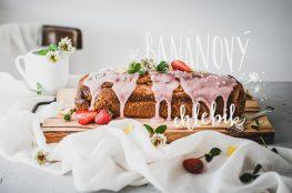 bababa bread loaf banánový chlebík photography