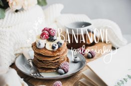 bananove lievance banana pancakes photography