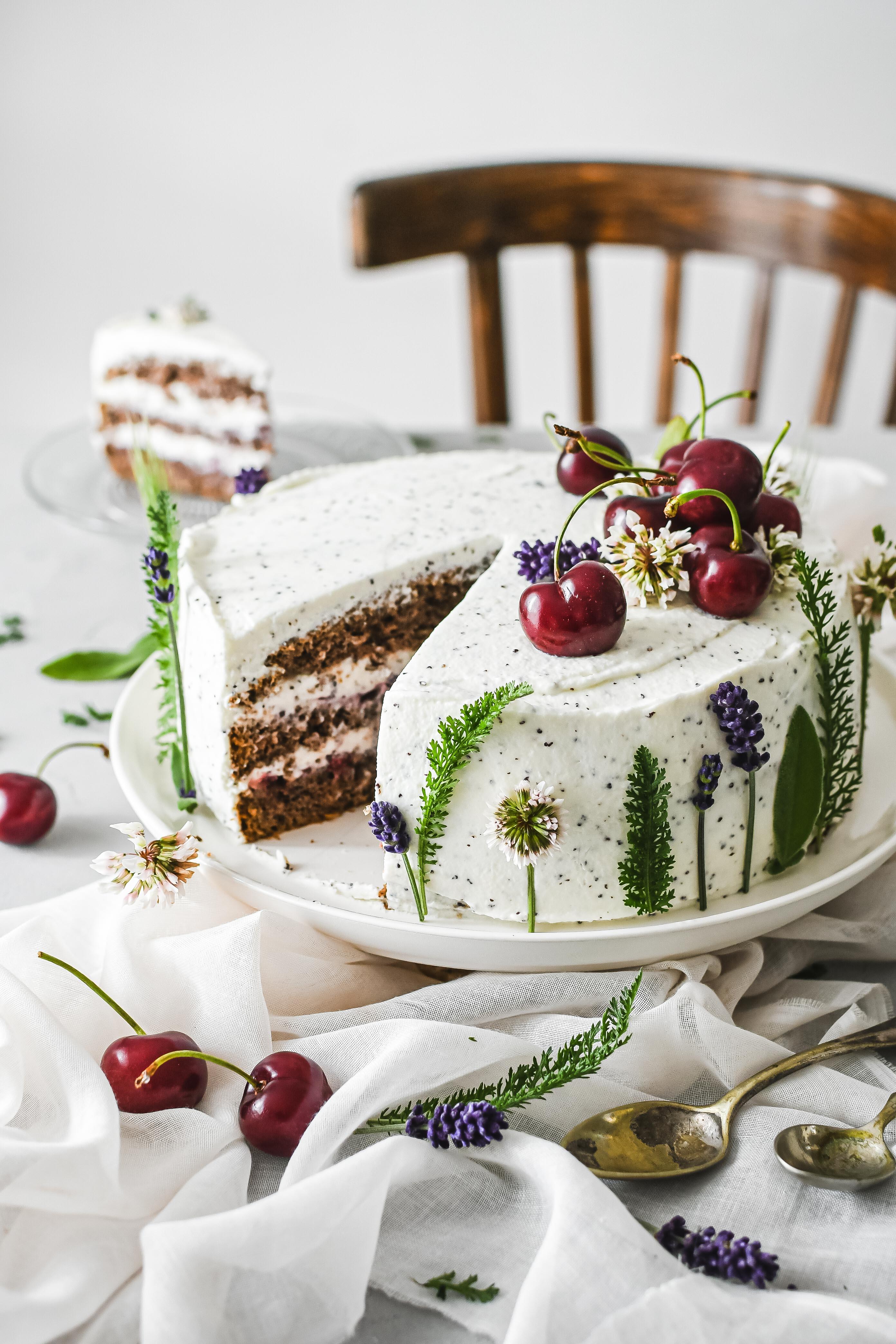 makova torta poppy seed cake photography-4