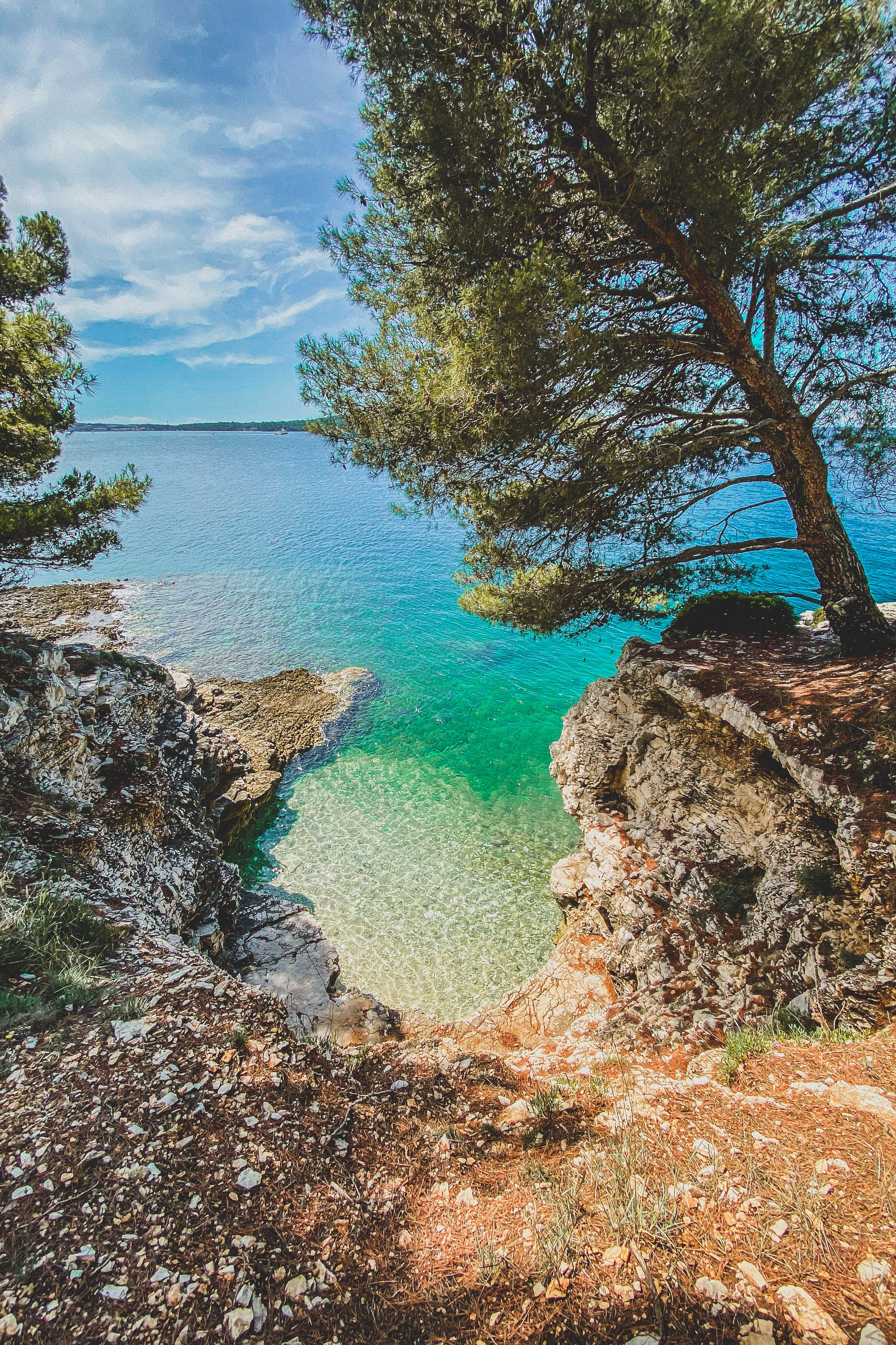 croatia beach istria