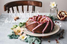 marble bundt cake babovka photography