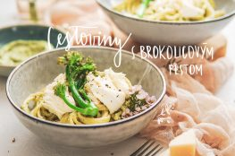 broccoli pesto pasta cestoviny s brokolicou photography